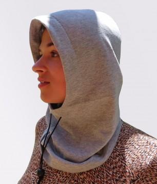 Leblok EMF hood, Grey