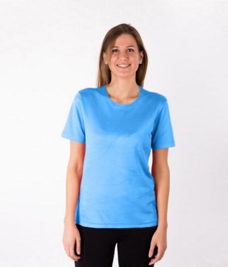 EMF Protective Unisex T-Shirt (Blue)