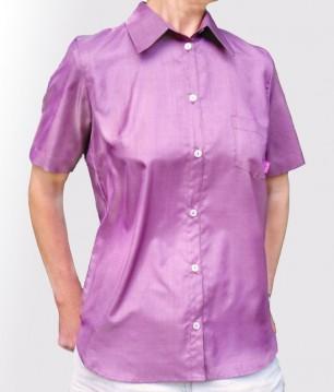 Protective Short Sleeved Women's Shirt