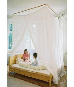 Protective canopy, Naturell, Double