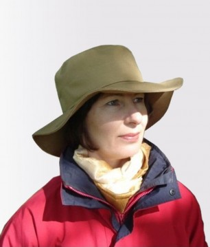 EMF Protective Hat Leblok (Khaki)
