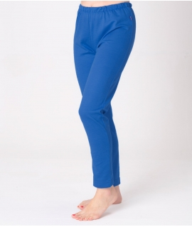 EMF Protective Womens Long Johns (Bright Blue)