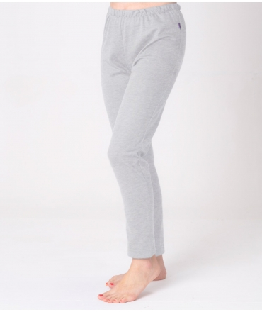 EMF Protective Womens Long Johns (Grey)