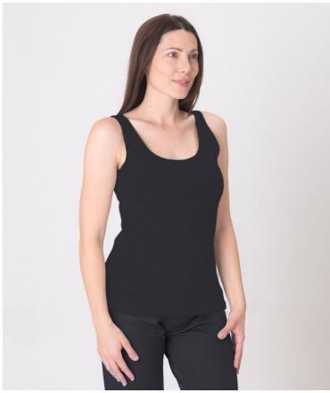 EMF Protective Womens Vest (Black)