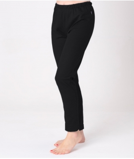 EMF Protective Womens Long Johns (Black)