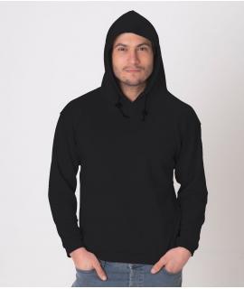 EMF Protective Unisex Hoodie Leblok (Black)