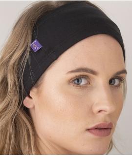 Leblok EMF Headband, Black