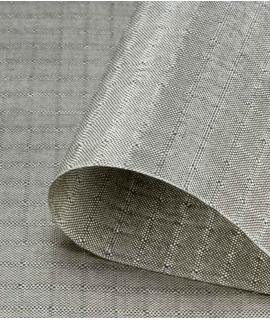 Silver Silk HF and LF Shielding Fabric