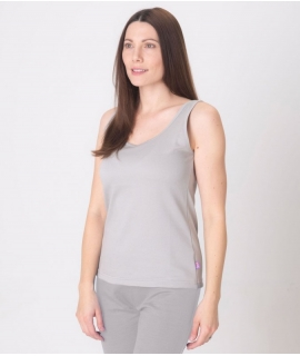 Leblok EMF Vest, Women, Grey