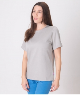 Leblok EMF T-shirt, Women, Grey