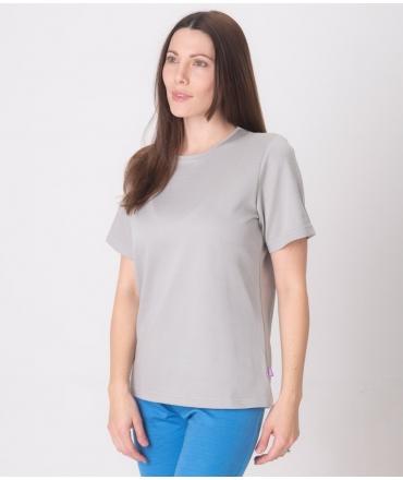 Leblok EMF T-shirt, Women, Grey