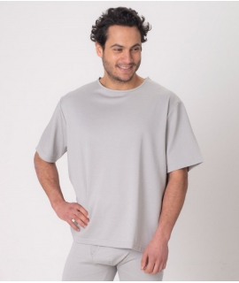 Leblok EMF T-shirt, Men, Grey