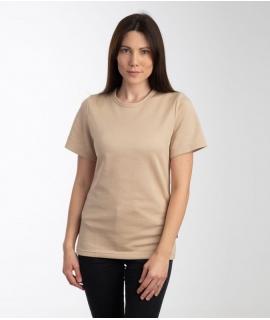 Leblok EMF T-shirt, Women, Beige