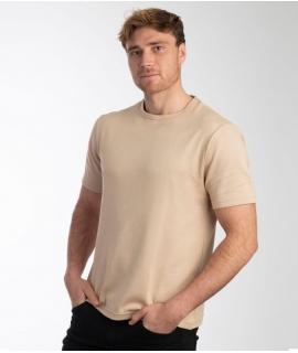 Leblok EMF T-shirt, Men, Beige